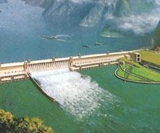 三峡工程建设